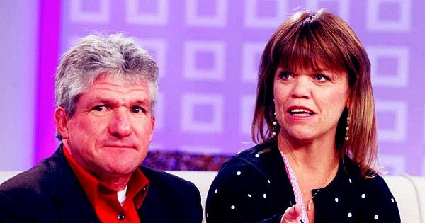 Image of Amy Roloff with her ex-husband Matthew