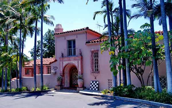 Image of Barry Weiss house