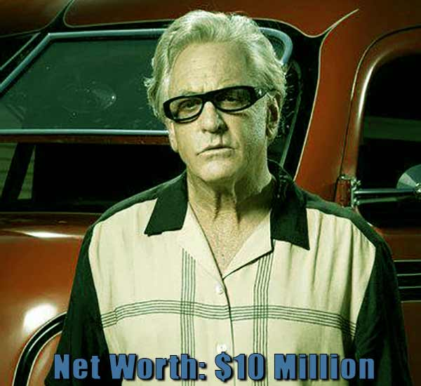 Image of Storage Wars cast Barry Weiss net worth is $10 million