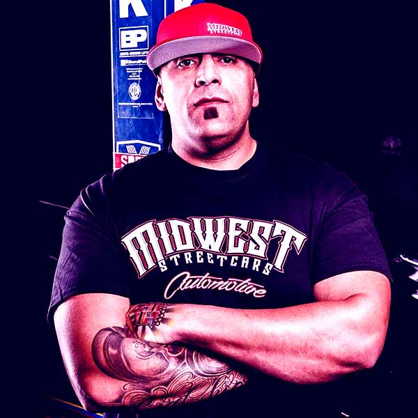 Image of Big Chief from Street Outlaws show