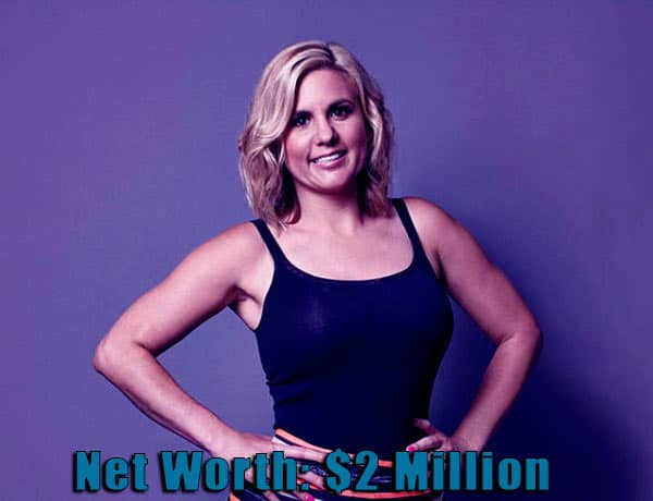Image of Storage Wars cast Brandi Passante net worth is $2 million