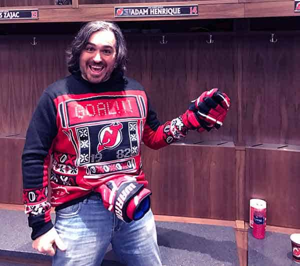 Image of Brian Quinn from Impractical Jokers show