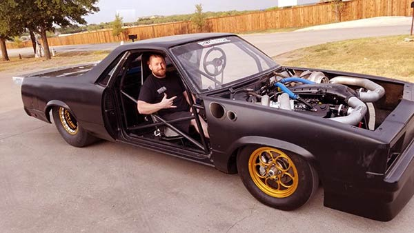 Image of Kamikazi from Street Outlaws show