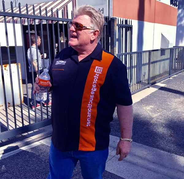 Image of Dan Dotson from Storage Wars show