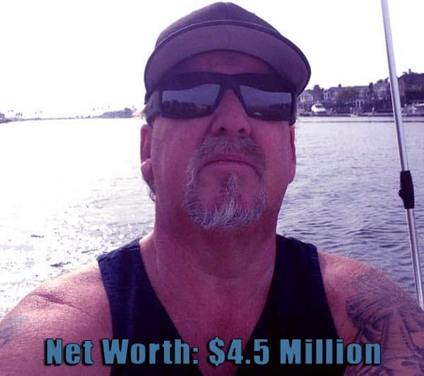 Image of Storage Wars cast Darrell Sheet net worth is $4.5 million