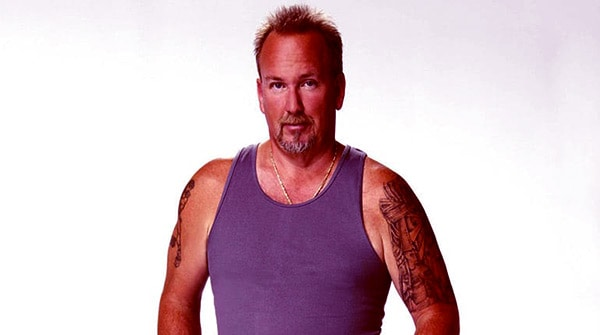 Image of Darrell Sheet from Storage Wars show