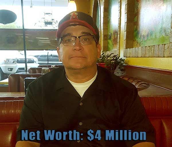 Image of Storage Wars cast Dave Hester net worth is $4 million