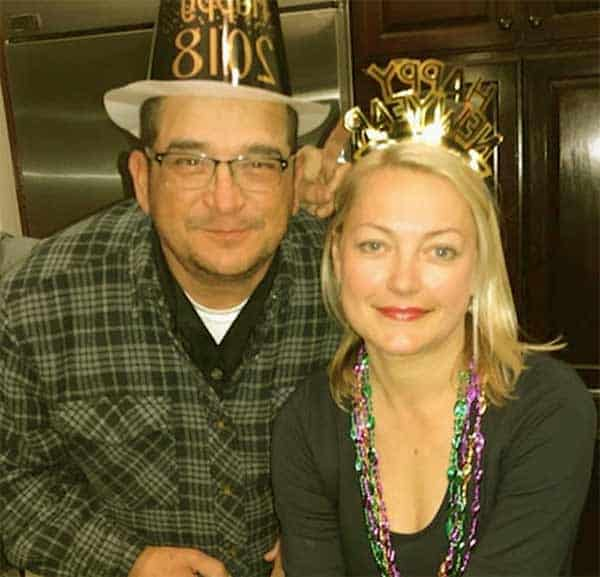 Image of Dave Hester with his wife Donna Hester