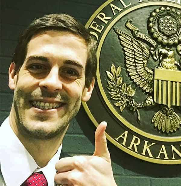 Image of Derick Dillard from Counting on show
