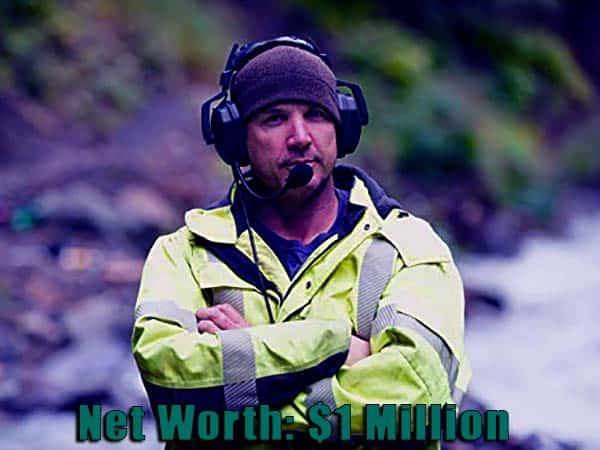 Image of Gold Rush cast Dustin Hurt net worth is $1 million
