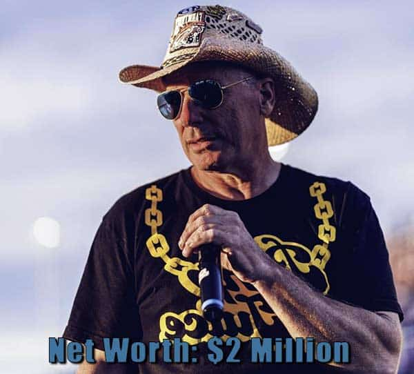 Image of Street Outlaws cast Farmtruck net worth is $2 million