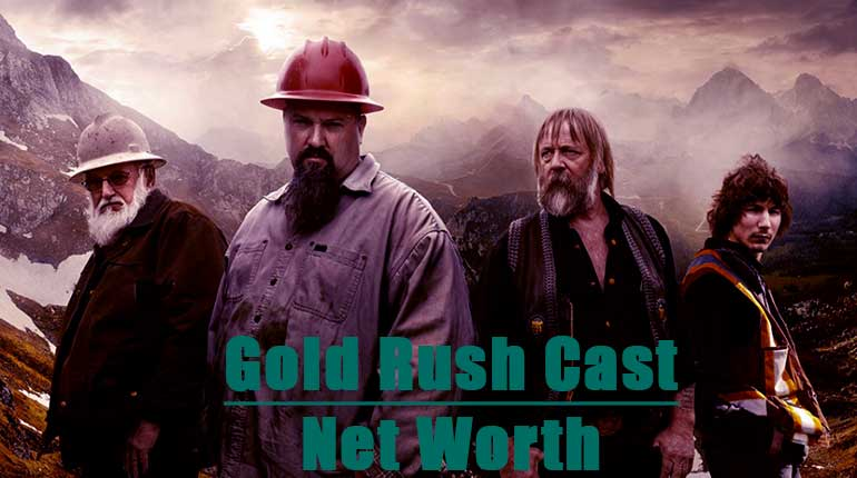 Image of Gold Rush Cast Net Worth & Salary Details
