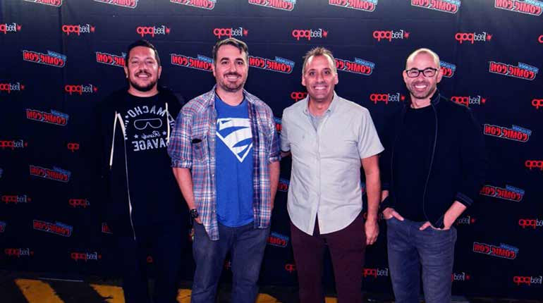 Image of Impractical Jokers: Salary and Net Worth