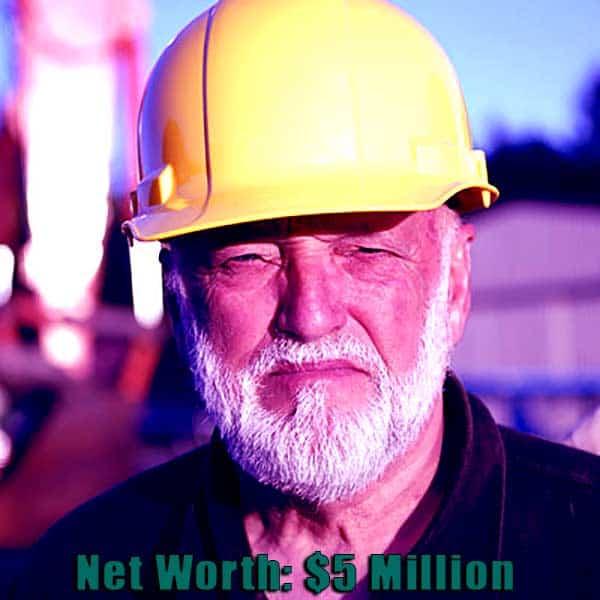 Image of Gold Rush cast Jack Hoffman net worth is $5 million