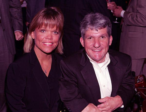 Image of Jacob Roloff parents Amy Roloff and Matthew Roloff