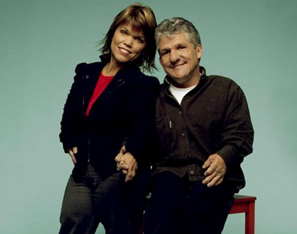 Image of Jeremy Roloff parents Amy Roloff (mother) and Matthew Roloff (father)