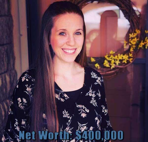 Image of TV Personality, Jill Dillard net worth is $400,000