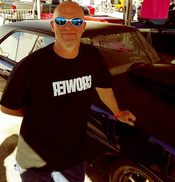 Image of JJoe Woods from Street Outlaws show