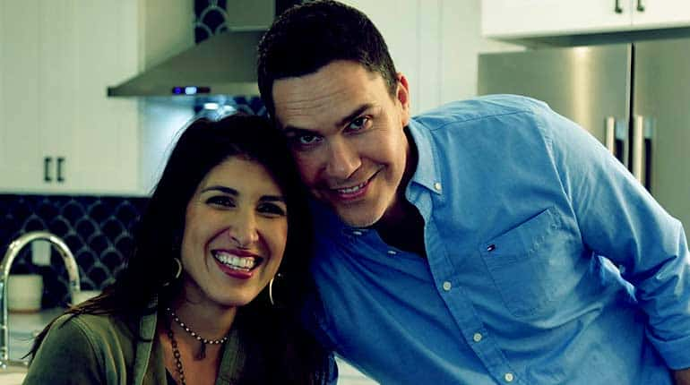 Image of Ken Corsini and Anita Corsini's Married life, Biography