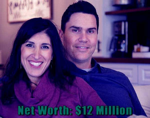 Image of TV Personality, Ken Corsini and Anita Corsini net worth is $12 million
