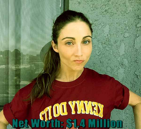 Image of Storage Wars cast Mary Padian net worth is $1.4 million