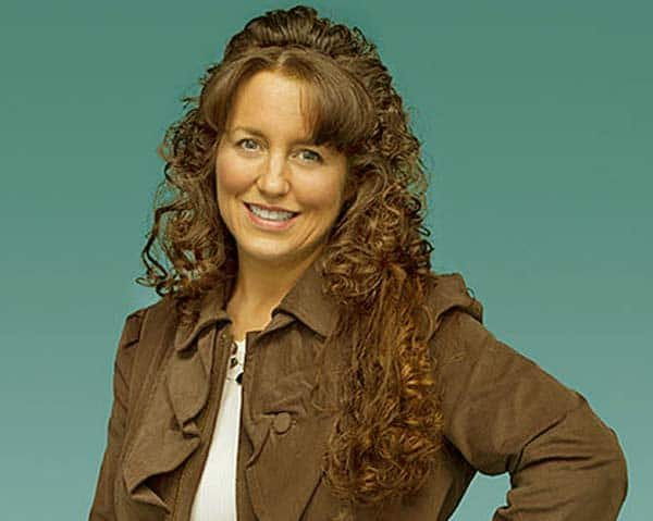 Image of Michelle Dugger from 19 Kids and Counting on show