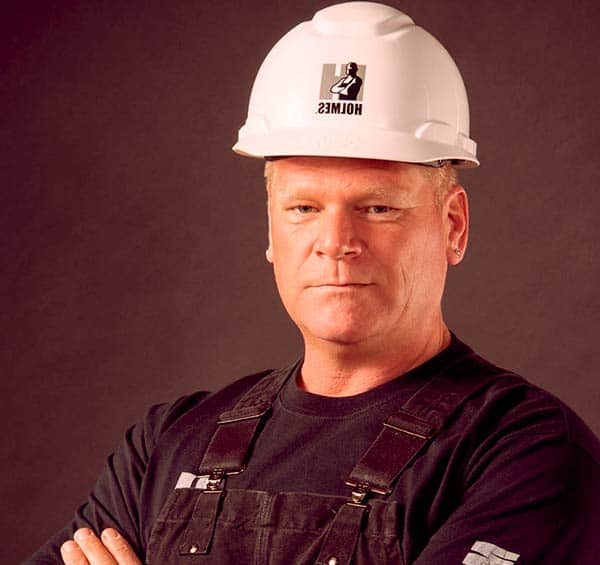 Image of Mike Holmes from Holmes on Homes show