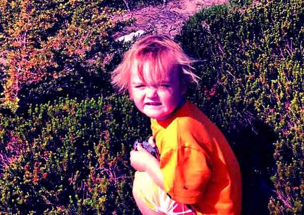 Image of Misty Raney son Gauge