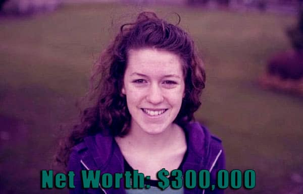 Image of TV Personality, Molly Roloff net worth is $300,000