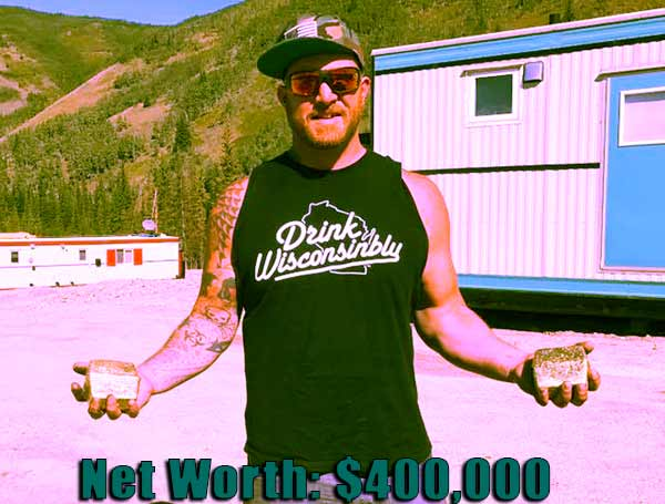 Image of Gold Rush cast Rick Ness net worth is $400,000