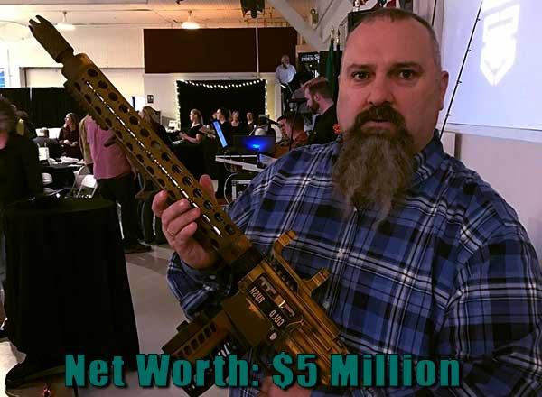 Image of Gold Rush cast Todd Hoffman net worth is $5 million