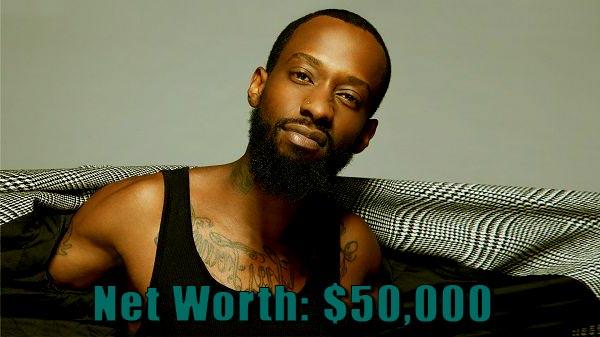 Image of Black Ink Crew cast Walter Miller's net worth is $50,000