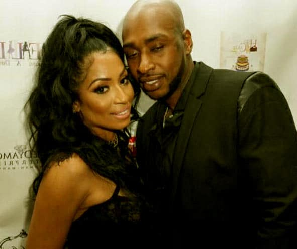 Image of Ceaser Emanuel dating with Karlie Redd