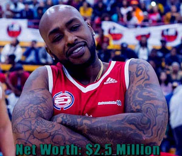 Image of Black Ink Crew cast Ceaser Emanuel net worth is $2.5 million