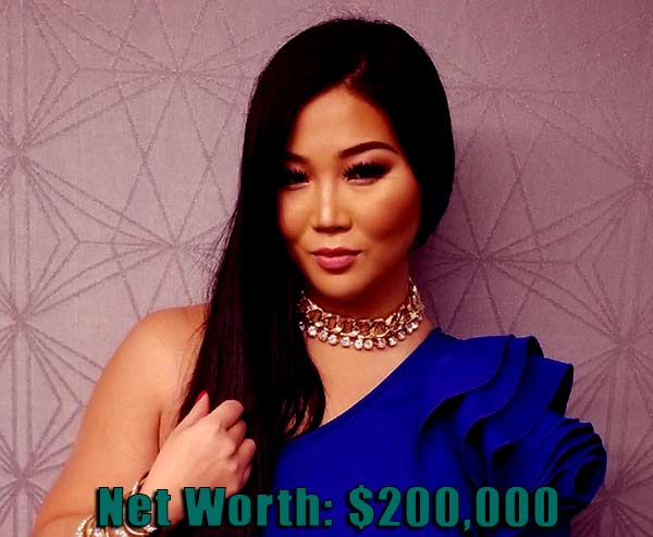 Image of Black Ink Crew cast Young Bae net worth is $200,000