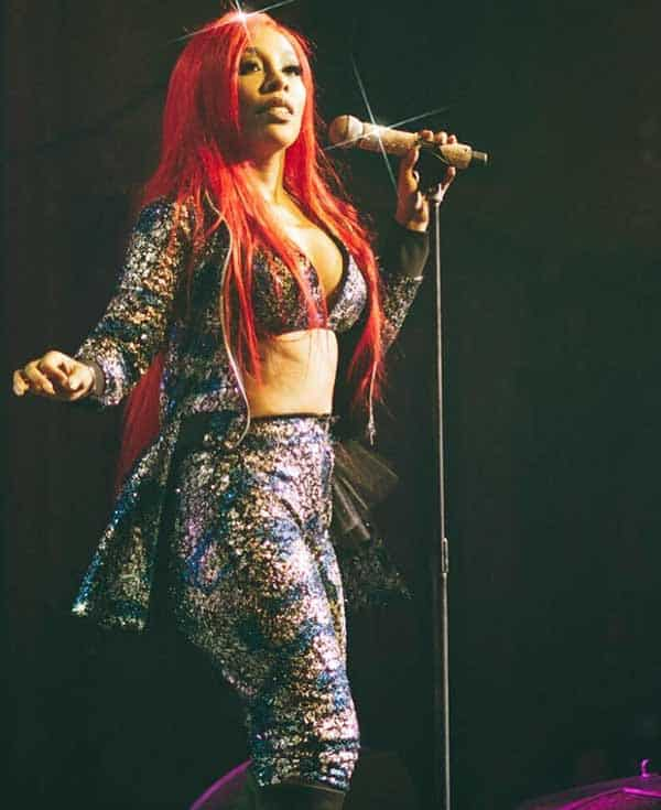 Image of K Michelle from TV show Love & Hip Hop: Atlanta