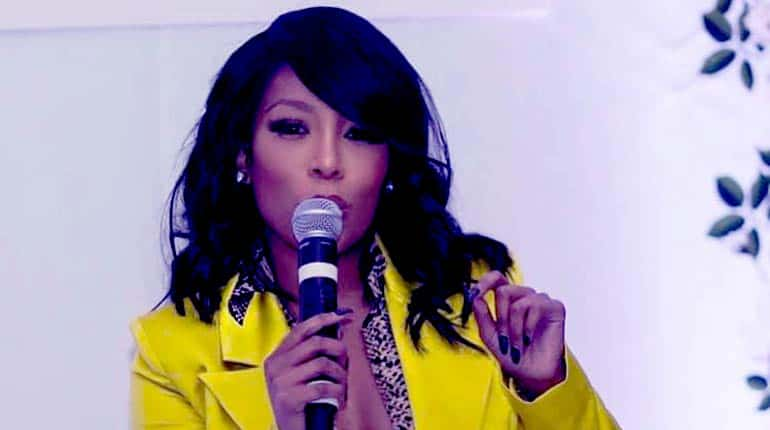 Image of K Michelle net worth: How much is K Michelle.