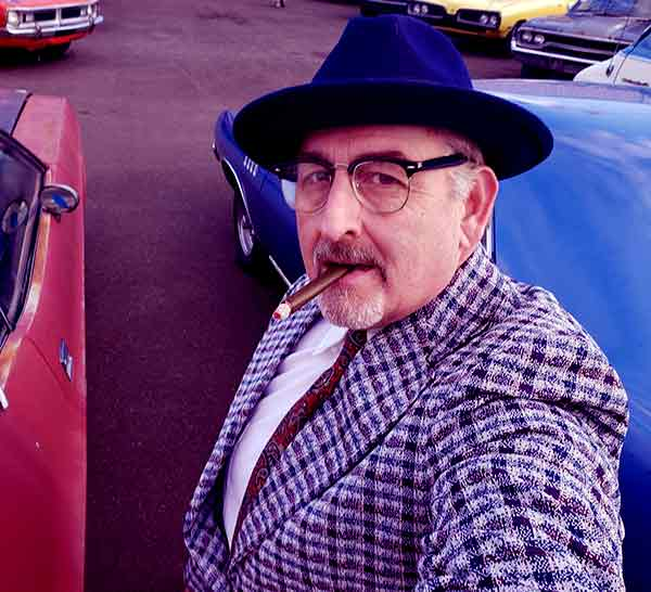 Image of Mark Worman from Tv show Graveyard Carz