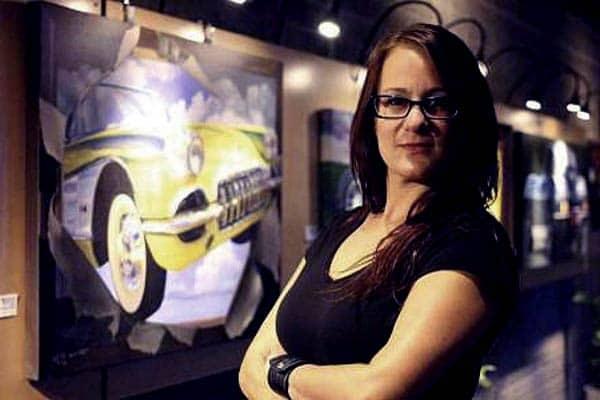 Image of Sarah Lateiner Bogi Garage started in 2017