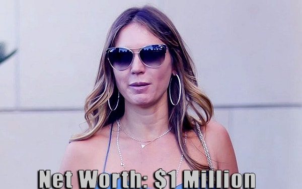 Image of TV Producer, Jessica Rogan net worth is $1 million