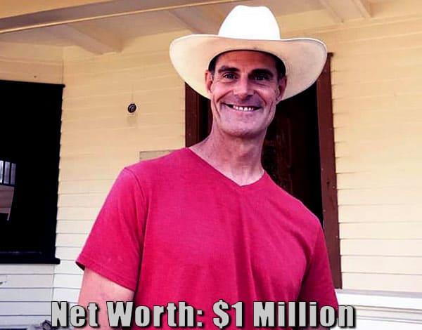 Image of TV actor, Brett Waterman net worth is $1 million