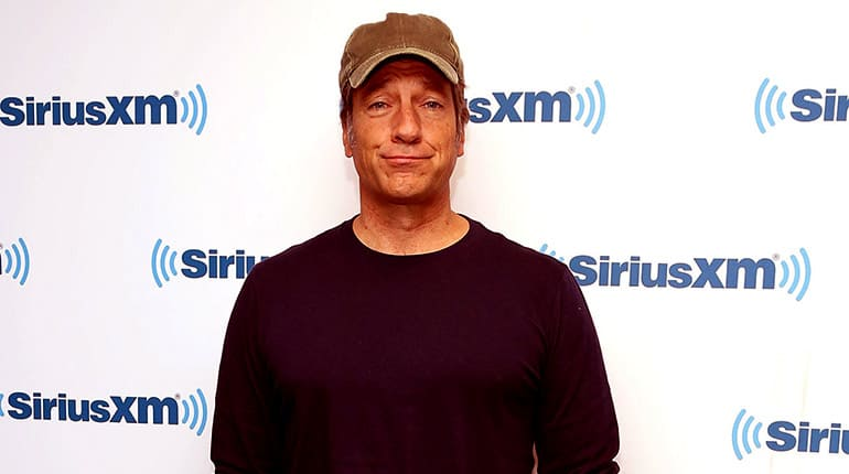 Image of Mike Rowe Net Worth 2019.
