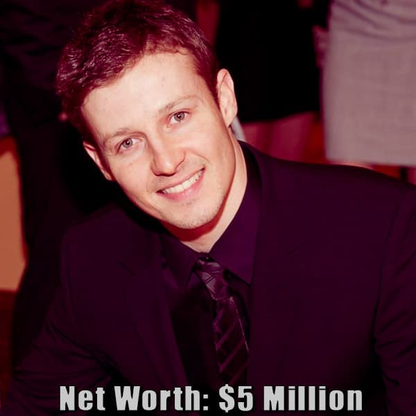 Image of Actor, Will Estes net worth is $5 million