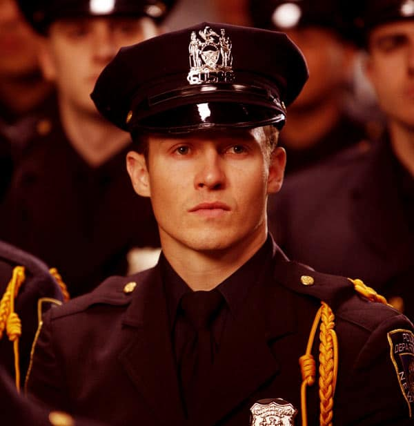 Image of Will Estes from the TV series, Blue Blood.
