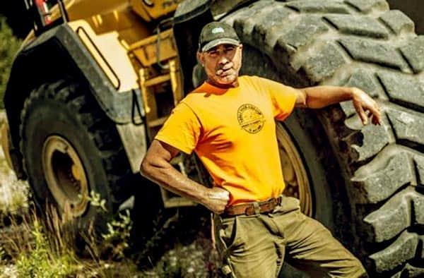 Image of Chris Doumitt from the TV show, Gold Rush