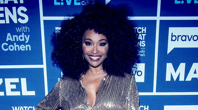 Image of Cynthia Bailey Net Worth 2019.