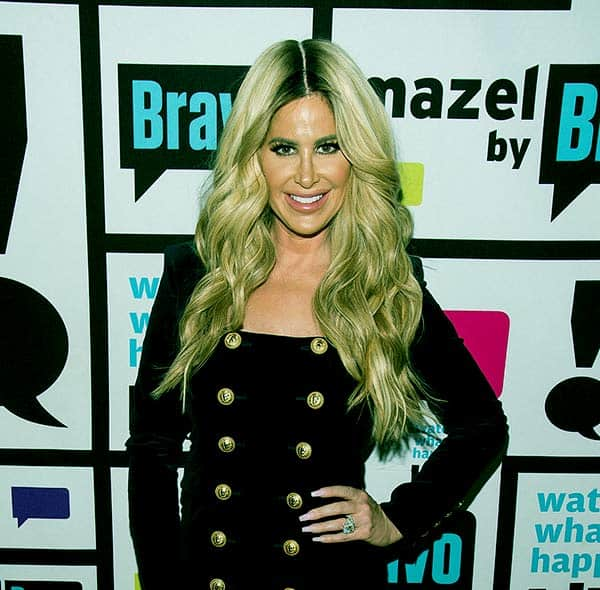 Image of Kim Zolciak-Biermann from the TV show, The Real Housewives of Atlanta