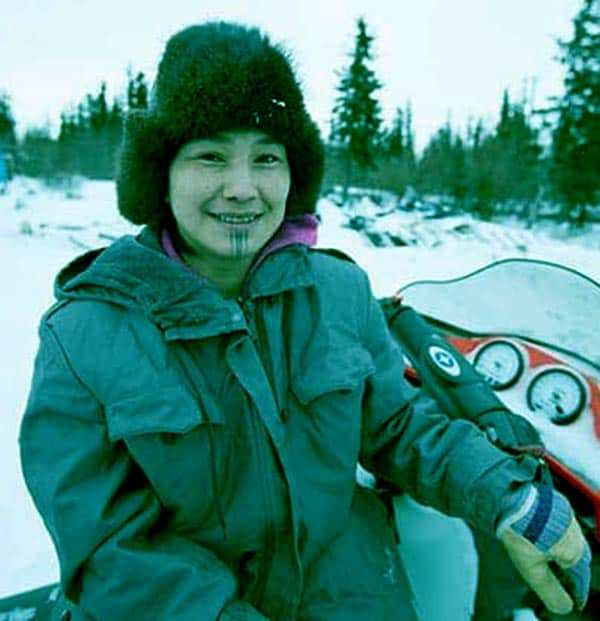 Image of Life Below Zero cast Agnes Hailstone net worth is $100,000
