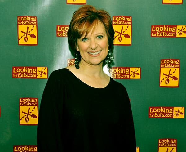Image of American television personality, Caroline Manzo