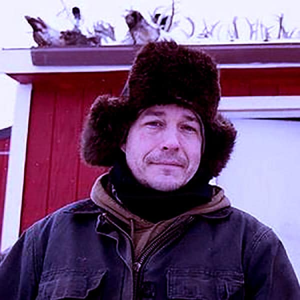 Image of Chip Hailstone from the TV reality show, Life Below Zero